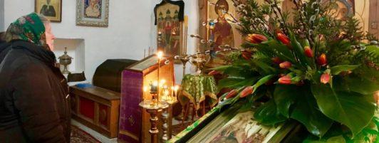Живые проповеди в нашем храме