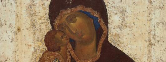 Принесение Донской иконы Божией Матери
