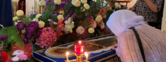 Проповеди на праздник Успения 2019