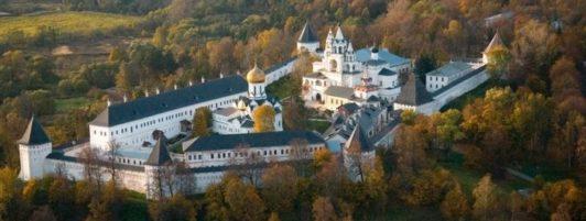 Приглашаем на экскурсию в Звенигород
